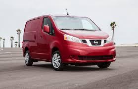 nissan cargo van the van is back blog ernlive com
