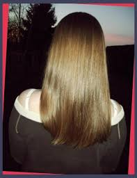 how to cut hair straight across in back u shaped v shaped straight across back haircuts for long wavy