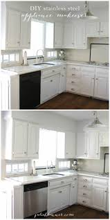 Kitchen Cabinet Contact Paper Best 25 Stainless Steel Contact Paper Ideas On Pinterest