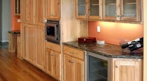 Hickory Wood Kitchen Cabinets Fabulous Hickory Wood Kitchen Cabinets Tags Hickory Kitchen