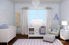 Nursery Room Decor Bedroom Nursery Ideas For Pink And Grey Baby Nursery