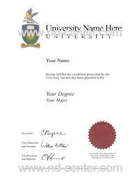 degree certificate template certificate of appreciation wording