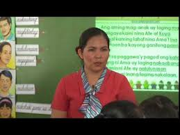 teaching demonstration of filipino in the k to 12 curriculum youtube