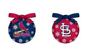st louis cardinals ornaments bounce back sports groupon