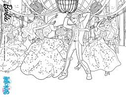 prom party coloring pages hellokids