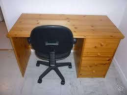 bureau en pin bureau en pin et sa chaise occasion