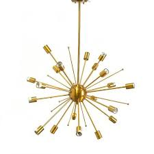 gold ceiling light fixtures edisonna ii gold metal chandelier