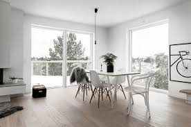 interiors nordic scandinavian interior features dining room with