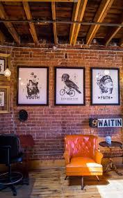 Apartment Therapy Living Room Office Under My Thumb U0027s Homey Tattoo Studio U2014 Creative Workspace Tour