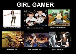 Gamer Girls Meme - gaming diary confessions of a female gamer opinion don t feed