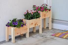 Patio Planter Box Plans by 15 Amazing Diy Wooden Planter Box Ideas And Designs Anika U0027s Diy