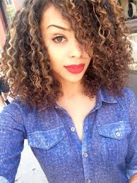 pictures of blonde highlights on natural hair n african american women blonde curly hair natural pintura highlights devachan salon