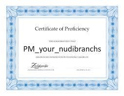 100 certificates of achievement free templates free