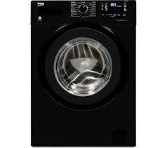 buy beko wx842430b washing machine black free delivery currys