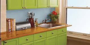 how to freshen up stained kitchen cabinets 10 ways to redo kitchen cabinets without replacing them