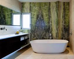 Marble Interior Walls 30 Exquisite U0026 Inspired Bathrooms With Stone Walls