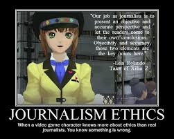 Journalism Meme - leia rolando more ethical than real journalists gamergate know