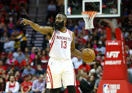 a look in the mirror and james harden discovers a leader houston