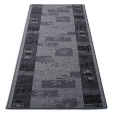 tapis de cuisine et gris tapis cuisine sur mesure amortissant r sistant sur tapis de