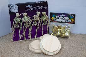 How To Make A Halloween Skeleton Diy Halloween Costume Contest Award Trophies