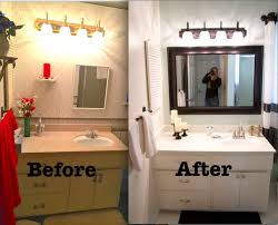 cheap bathroom remodel ideas leaving the ivory tower budget bathroom remodel
