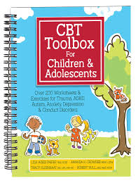 amazon com cbt toolbox for children and adolescents over 200
