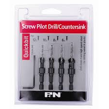 Bench Drill Bunnings Countersinking Bits Available From Bunnings Warehouse