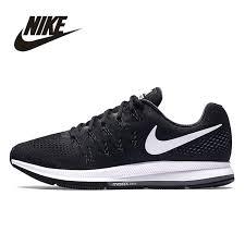 Nike Asli nike asli baru kedatangan udara zoom mens dan womens jala udara