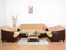 Used Sofa In Bangalore Fraymann Leatherette 5 Seater Sofa Set Buy And Sell Used