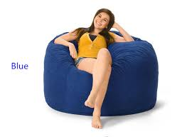 Bean Bag Chair Large Bean Bags Chair For Bean Bags Lazy Bag Cover Only