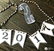 New Years Eve Decorations Printables by 592 Best New Year U0027s Eve Images On Pinterest Parties New Years