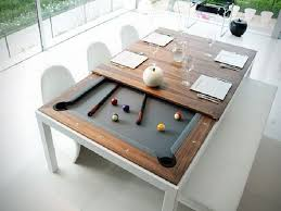 Pool Table Dining Table by Pool Table Air Hockey Ping Pong Combo Remarkable On Ideas On 13 In