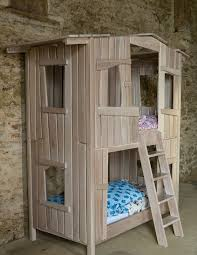 Bunk Bed House The Tree House Bunk Bed For The Home Pinterest Tree Bunk Bed