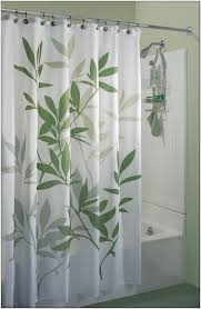 Shower Curtain Amazon The Surprising Details Into Tall And Super Long Shower Curtain