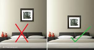 Hanging Art Height Avoid This Common Picture Hanging Mistake Utr Déco Blog
