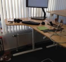 Lifehacker Ikea Standing Desk by Floor Size X Ikea Desk Executive Desk Stand Sit Mahogany Bookcases