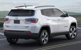 jeep compass white 3d model jeep compass 2017 cgtrader