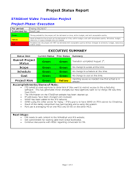 Project Report Template Excel Project Status Report Template Cyberuse