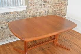 dining room drop leaf table with hidden chairs dining room