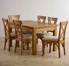 solid oak table with 6 chairs solid oak extending dining table and 6 chairs classy inspiration e