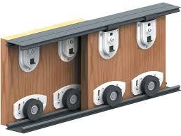 Barn Door Roller Lovable Diy Sliding Cabinet Doors And Best 25 Sliding Door Rollers