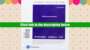 download macroeconomics student value edition 2nd edition