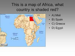 africa map study this is a map of the world take a minute to study