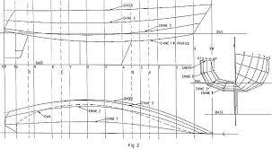 wood boat lofting plans wooden ski boats mrfreeplans diyboatplans