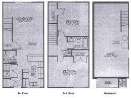 manitou woods apartments u003e two bedroom townhouse