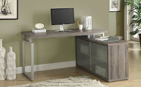 L Shaped Computer Desk Amazon by Amazon Com Monarch Reclaimed Look