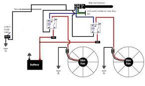 fan relay switch car fan diagram wiring diagram