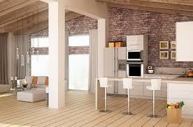 image de cuisine ouverte cuisine ouverte ou fermée quotatis