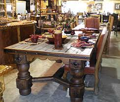 Western Style Dining Room Sets Eoff Western Store Dining Room Furniture National Chionship