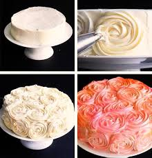 contemporary photo of tier cake and wedding cupcakes how to make